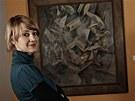 Obraz Dvě ženy slavného brněnského rodáka a malíře Emila Filly je po půl roce