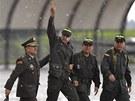 Luis Alberto Erazo po příletu na letiště v Bogotě. V zajetí FARC strávil...