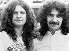 Kapela Black Sabbath na snímku z poloviny 70. let