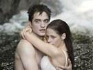 Páté místo patří herci Robertovi Pattinsonovi a jeho přítelkyni Kristen