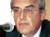 Ludvík Kalma, tehdejší předseda představenstva Škoda Mladá Boleslav