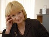 Zástupkyně ombudsmana Jitka Seitlová.