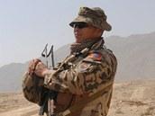 Mongolští vojáci se v Afghánistánu podílejí na výcviku afghánské armády