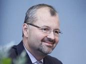 Plastický chirurg Bohdan Pomahač (3. prosince 2011)