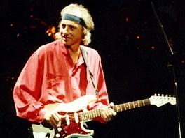 Mark Knopfler v dob� existence Dire Straits