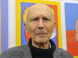 Pavel Brázda vystavuje v pražské Galerii 5. patro