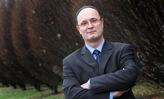 Petr Nosek, n�m�stek ministra zdravotnictv� pro ekonomiku a zdravotn� poji�t�n�