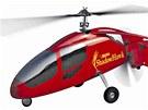 Vírník neboli gyroplán je hybridní letoun. Oproti letadlům má kratší startovací dráhu a nižší rychlost.