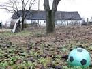 V tomto dom� ��slo 9 v Za�ovic�ch se odehr�la vra�da dev�tim�s��n� hol�i�ky. V