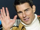 Tom Cruise na premi��e filmu Mission: Impossible - Ghost Protocol (Madrid, 12.