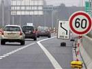 Ostravská dálnice se takřka od otevření potýká s problémy a omezením rychlosti.
