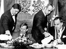 V roce 2000 se prezident Vácvlav Havel sešel na ostravské Nové radnici s