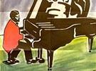 Plakáty filmů Miloše Formana: Ragtime