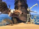 Z filmu Doba ledov� 4: zem� v pohybu: Scrat a jeho prap�edek