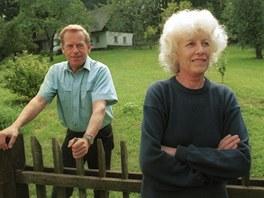Olga a Václav Havlovi koupili chalupu v Podkrkonoší v roce v roce 1967.
