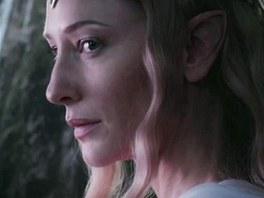 Z�b�ry z filmu Hobbit: An Unexpected Journey - Galadriel v pod�n� Cate