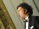 Tenorista Jonas Kaufmann vystoupil 8. ledna za doprovodu Symfonick�ho orchestru