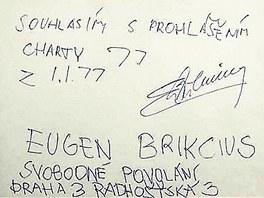 EUGEN BRIKCIUS. Spisovatel, básník, esejista a výtvarník