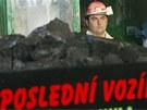 Za stoletou historii se z Dolu Dukla vytěžilo více než sto milionů tun černého uhlí. Nejvíce v 70. a 80. letech. Poslední vozík vyjel právě před pěti lety - 10. ledna 2007.