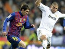TUDY NEPROJDE. Pepe z Realu Madrid chce zbavit me barcelonskho Lionela