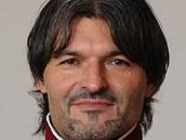 Pavel Srníček, trenér brankářů Sparty.