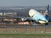 Nouzové přistání letounu společnosti Delta Air Lines bez vytažených klapek