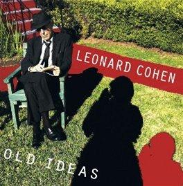 Leonard Cohen - Old Ideas (obal alba)