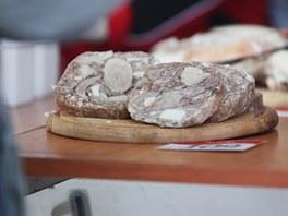 Na plácku na dvoře vyškovského pivovaru se v sobotu 21. ledna 2012 konala