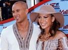 Jennifer Lopezová a Cris Judd (2001)