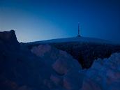 Pod Jesenickým vrcholem Pradědem odstartoval extrémní závod v přežití