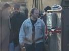 Obviněný z trojnásobné vraždy při rekonstrukci jednoho z činů v Lípě nad Orlicí...