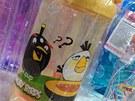 Pro úplně nejmenší je zde lahvička s motivem Angry Birds.