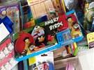 Angry Birds v Kuala Lumpur.