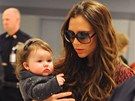 Victoria Beckhamová s dcerou Harper Seven