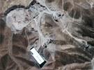 V jaderném zařízení Parčín na jihozápadě země zřejmě Íránci testují i jaderné
