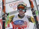 VÍTĚZ. Kanaďan s českými kořeny Jan Hudec vyhrál sjezd ve francouzském Chamonix