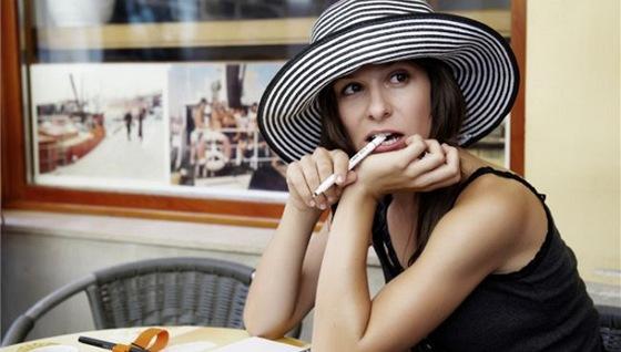 Veronika Kubařová ve filmu Můj vysvlečenej deník