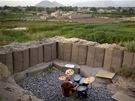 Afghánistán (1. místo Umění a zábava)