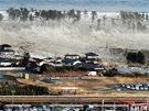 Vztek vlny tsunami (1. cena Bleskové zprávy - příběhy)