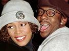 V roce 1992 se provdala za amerického zpěváka Bobbyho Browna. Jejich...