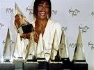 Během své kariéry Whitney Houston získala šest cen Grammy a více než 400