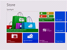Windows Store je centrem vech Metro aplikac a zrove i jedinou cestou, jak