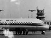 Letadlo DC-9 společnosti Jugoslovenski Aerotransport