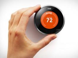 Termostat Nest - První termostat, který se umí učit.