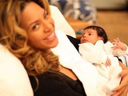 Beyoncé a její dcera Blue Ivy