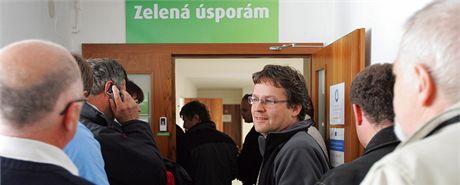 Lidé se zatím neúspěšně soudí kvůli zeleným dotacím (ilustrační snímek).