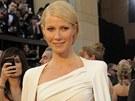 Gwyneth Paltrowová přišla v šatech ze zimní kolekce na rok 2013 od Toma Forda.