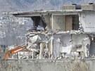 Pákistánské úřady začaly bořit dům v Abbottábádu, v němž žil před smrtí...