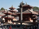 Durbar Square v Kthmnd