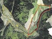 Porovnání variant menší a větší nádrže Nové Heřminovy